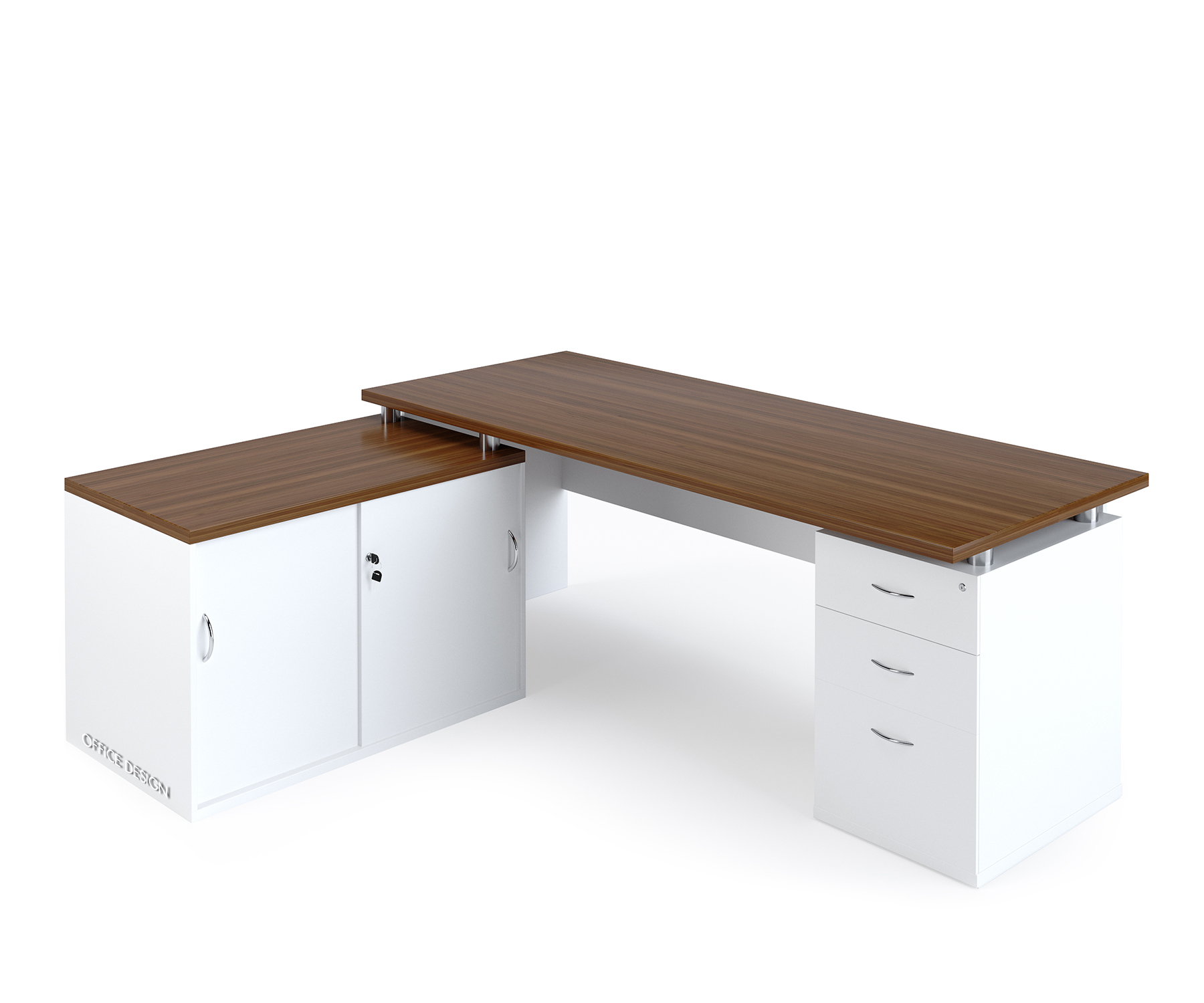 Office furniture design renderworx 3d visualisation cape for Office table 3d design