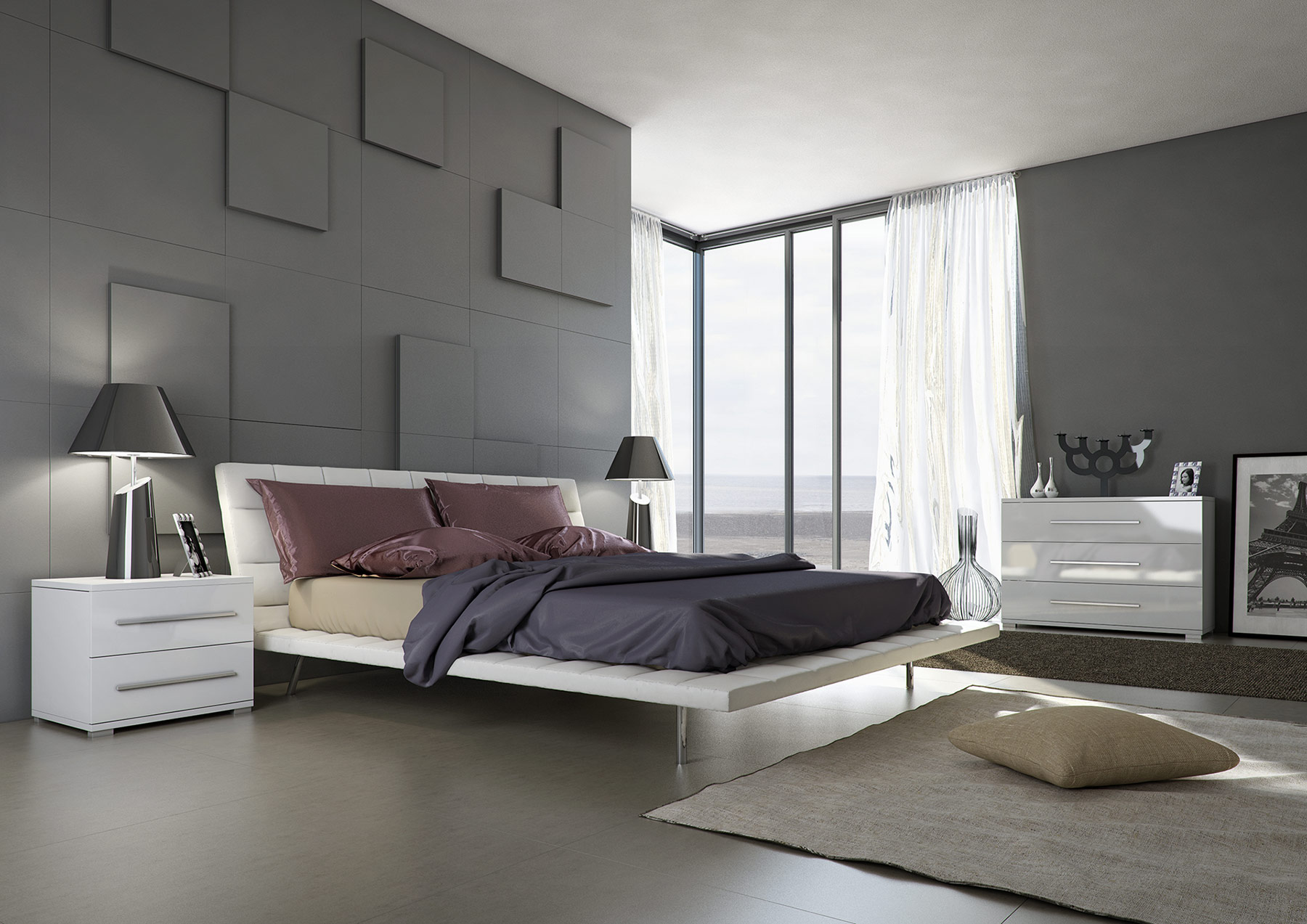 Wall Cladding Panels : Conturmuri wall panels render worx d visualisation cape
